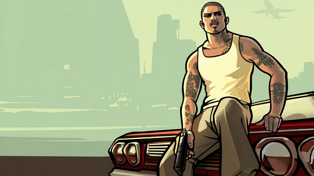 Grand Theft Auto The Trilogy – Definitive Edition